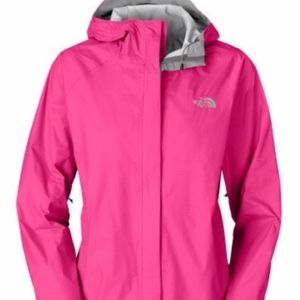 The North Face Rain Jacket. Hyvent